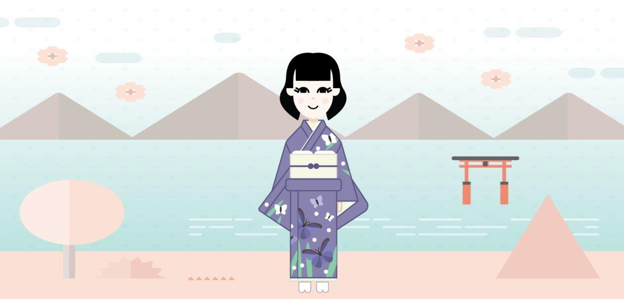Kimono Play – Online Game