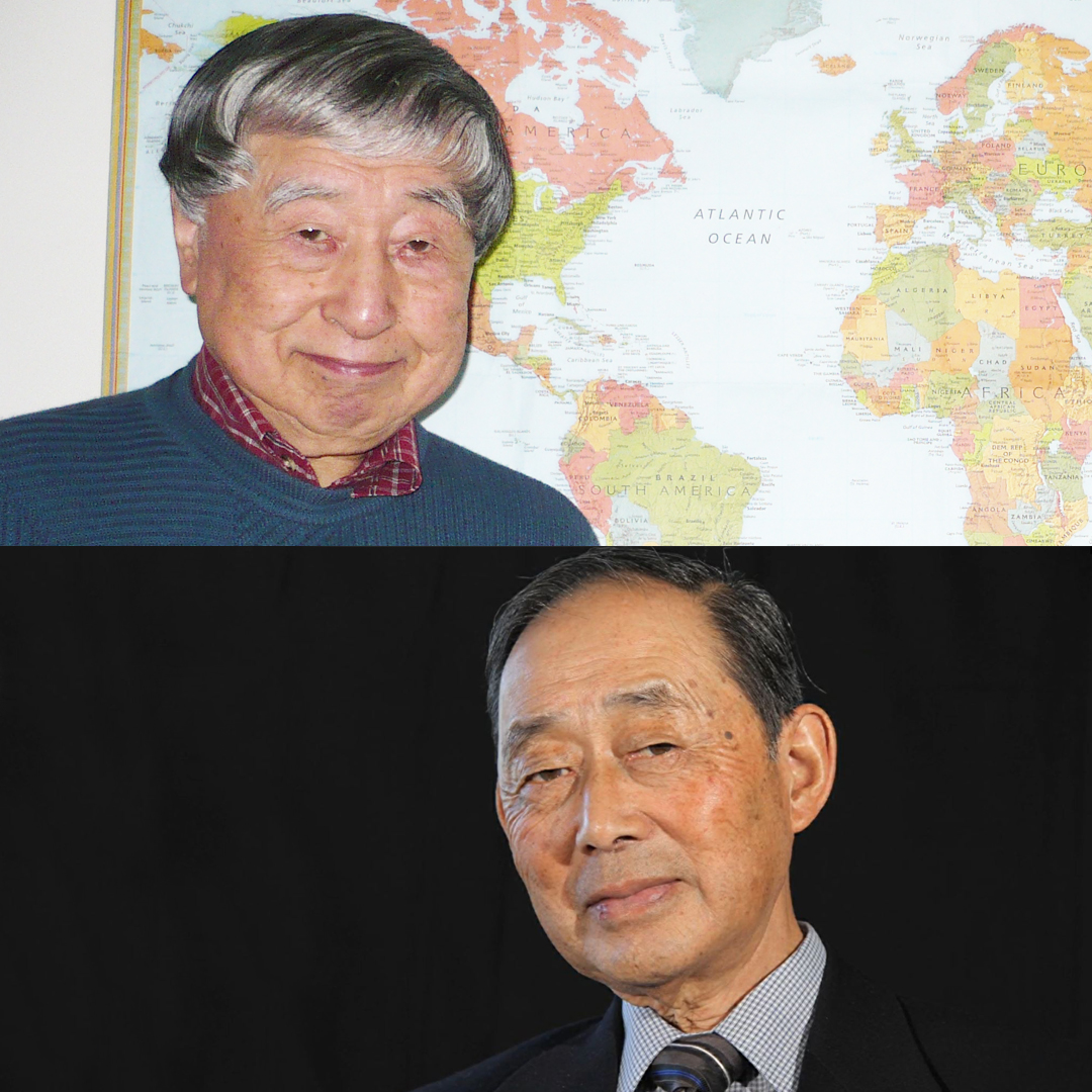Roy Uyeda and Akira Horii are dedicated to giving talks to students about their experiences growing up Japanese Canadian