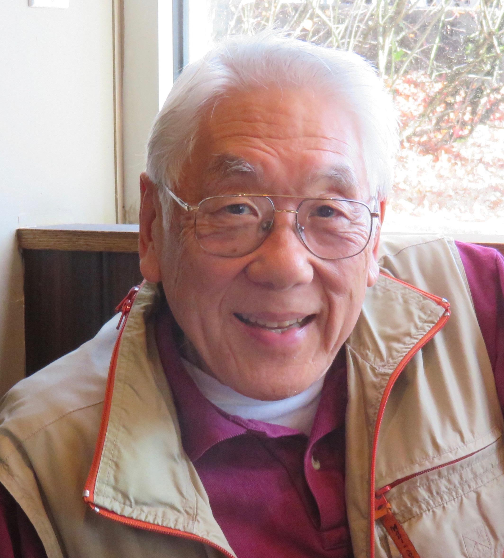 Yoshi Hashimoto: President of the NNMCC Auxiliary since 2001.